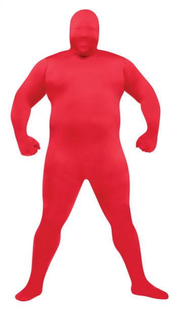 Ganzkörperanzug XL rot