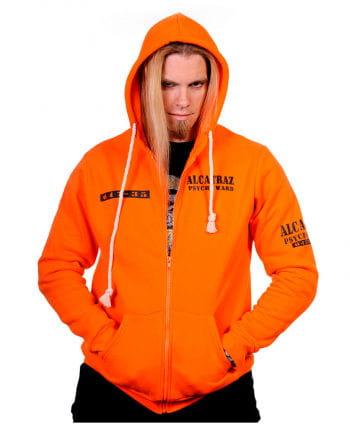 Alcatraz Hoodie orange