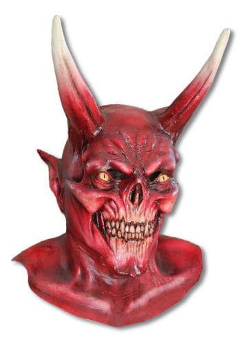 Gehörnte Satans Maske