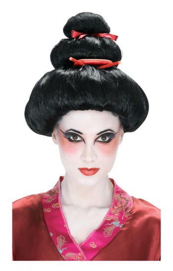 Geisha Wig Premium