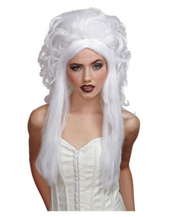Ghost Princess Wig White
