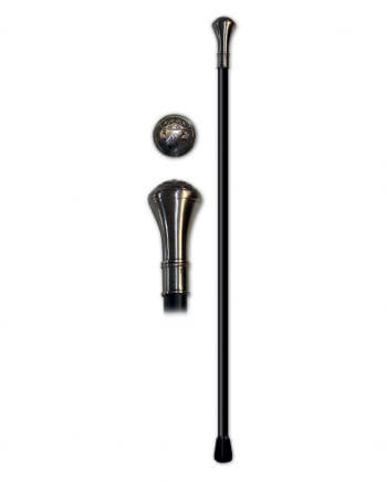 Gentleman Walking Stick With Coat Of Arms