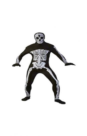 Gerippe Skin Suit Plus Size