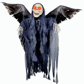 Grim Reaper with wings Animatronic