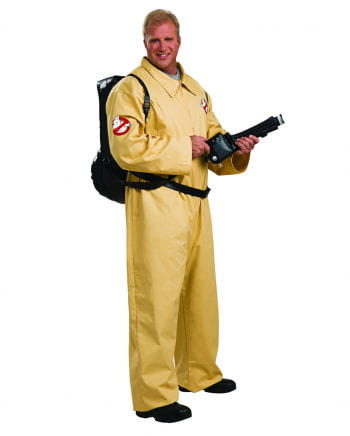 Ghostbusters Costume Plus Size