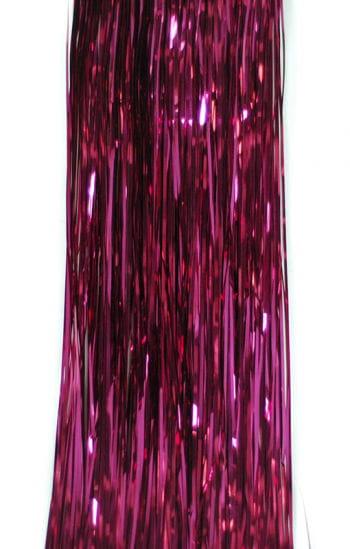 Foil Tinsel Lametta Pink