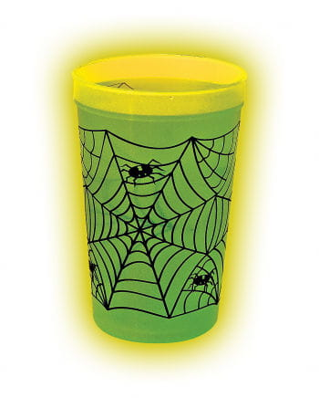"Glow In The Dark ""Spider Web"" Mug 1L"
