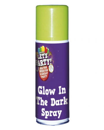 Glow in the Dark Textilspray