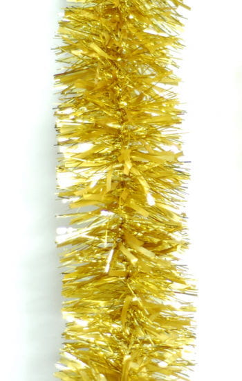 Deko Girlande Gold