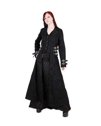 Ladies Frock Coat With Buckles
