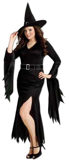 Gothic Hexe Kostüm XL
