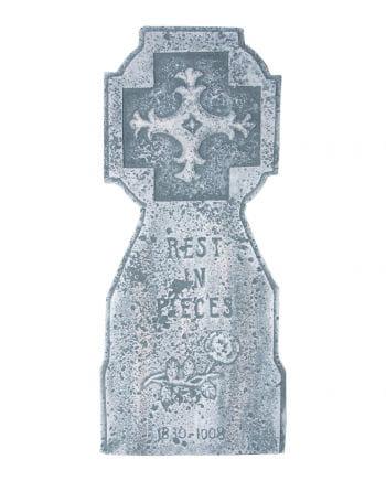Gothic Kreuz Grabstein 60 cm