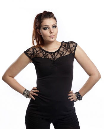 Gothic Top with lace