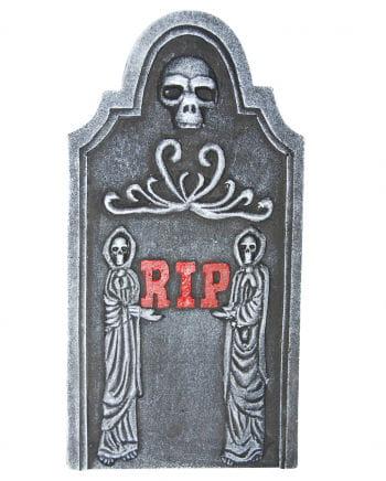 Headstone RIP Totenkopf & Reaper