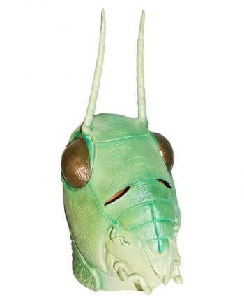 Grashüpfer Latex Maske