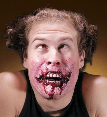 Grim Grin Latex Application