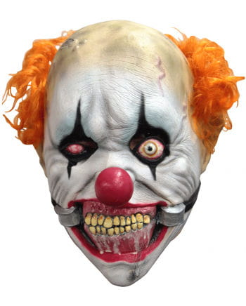 Krasse Clown Mask With Mouthpiece