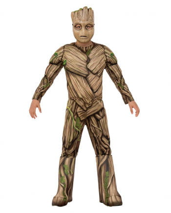 Groot Guardians Of The Galaxy Kids Costume