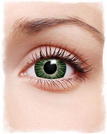 Grüne Manga Kontaktlinsen
