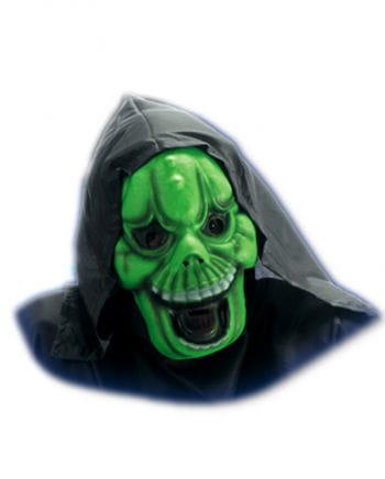 Grünes Monster Maske