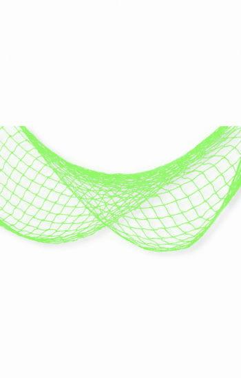 Grünes Fischernetz