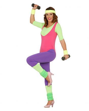 80s Gym Lady Costume