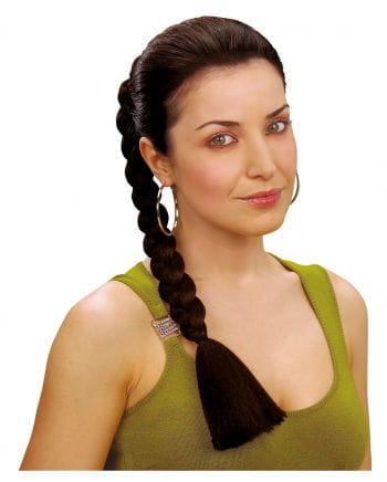 Hairpiece Black Braid