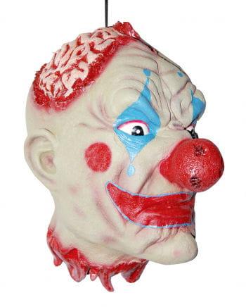 Hanging Horror Clown Skull