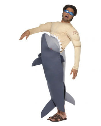 Hai Attacke Kostüm