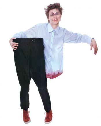 Halved Zombie Illusion Costume