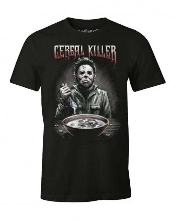 Cereal Killer Michael Myers Halloween T-Shirt