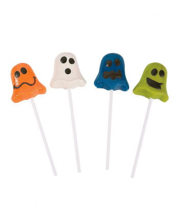 Funny Halloween ghost lollipop