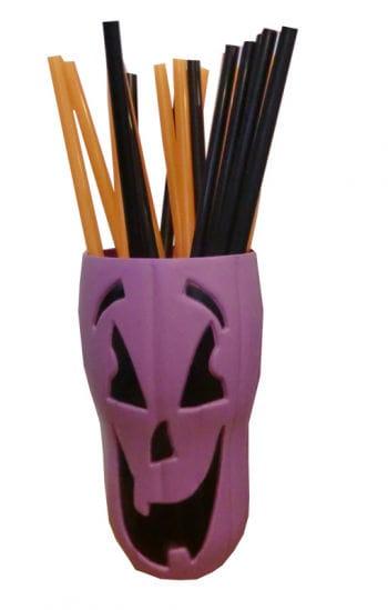 Halloween Jumbo Straws