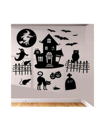Halloween Spooky Abziehbilder