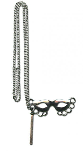 Necklace with Eyemask
