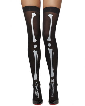 Thigh Highs skeleton