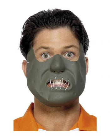 Hannibal Lecter mask compulsion