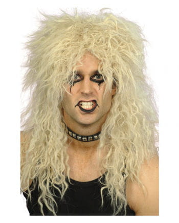Hard Rocker Wig Blonde