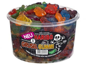 Haribo Grusel Gummi