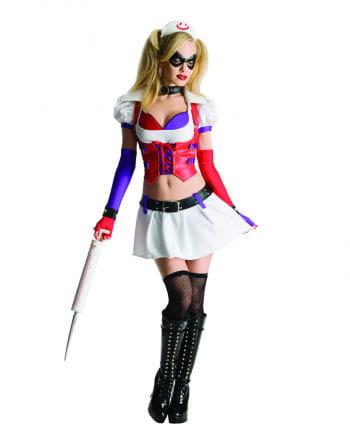 Harley Quinn costume Asylum