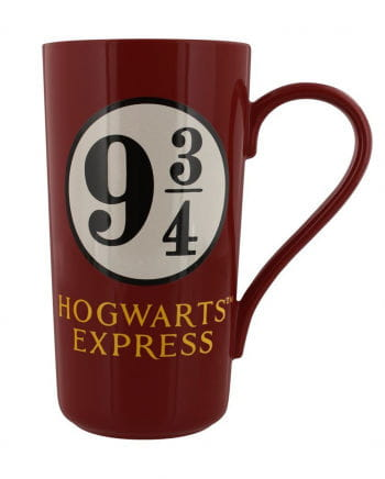 Harry Potter Platform 9 3/4 coffee mug