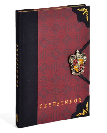 Harry Potter Gryffindor Notizbuch