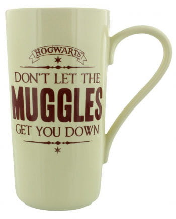 Harry Potter Muggles Coffee Mug