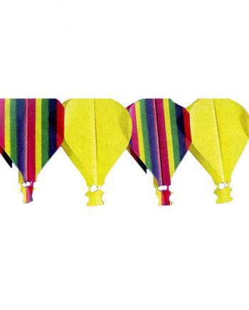 Hot-Air Balloon Garland