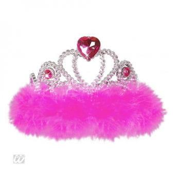 Hen Party Krone pink