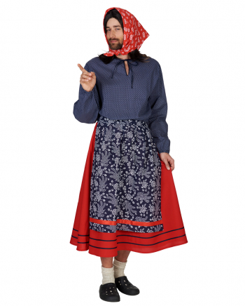 Witch Costume For Men