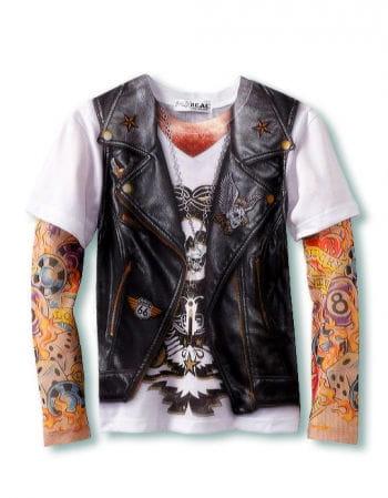 Men's Tattoo Shirt