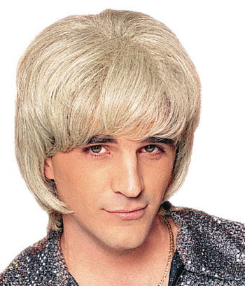 Mens Wig Bjorn Blond