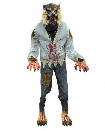Cursed Werewolf With Sound & Movement