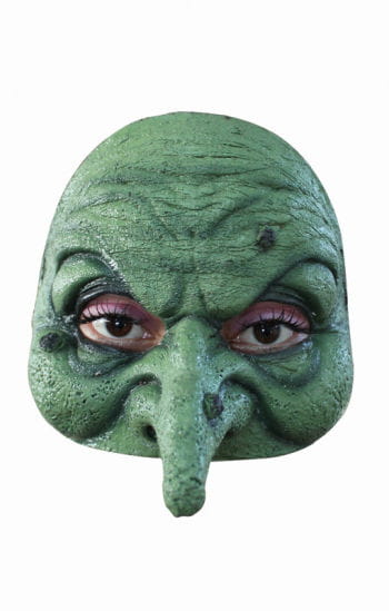 Hexen Halbmaske